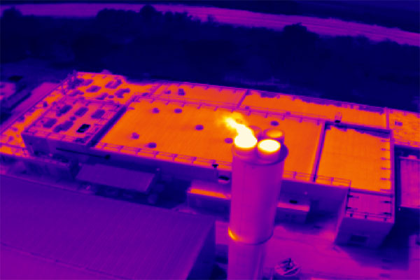 Thermal Imaging for Industrial Inspection