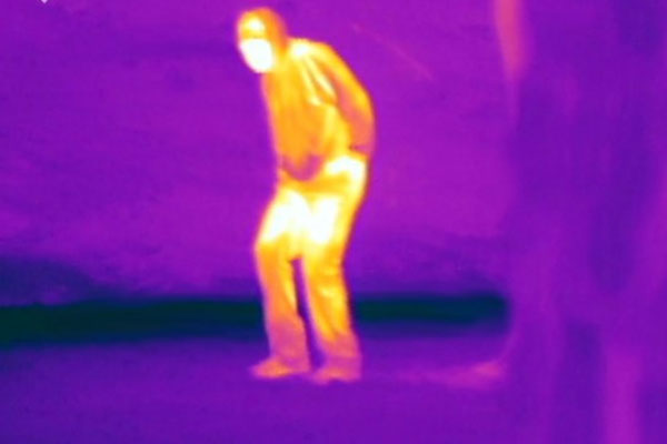 Thermal Imaging for Search & Rescue